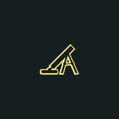 army mortar line icon
