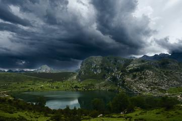 Lago Enol, Lagos de Covadonga