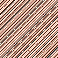 Pink abstract diagonal stripe background - vector graphic design