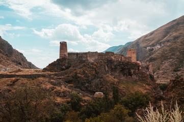 Wall Mural - Khertvisi fortress in Georgia, Caucasus