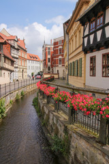 Quedlinburg, old town