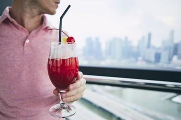 Singapore Sling drink