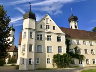 Schloss Isny/Allgäu (Baden-Württemberg)