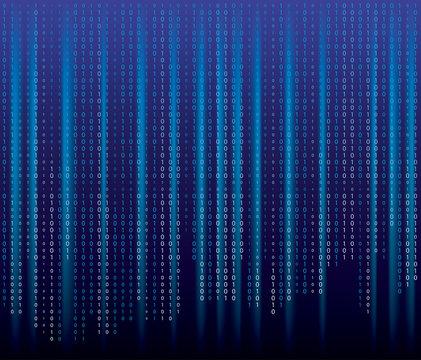 binary code blues