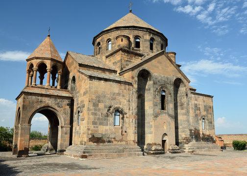 Saint Hripsime Church Echmiadzin Armenia