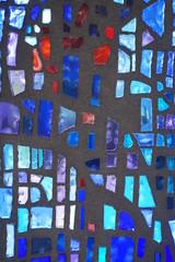 箱根のステンドグラス