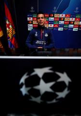 Champions League - PSV Eindhoven Press Conference