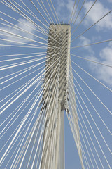 Port Mann Bridge Tower