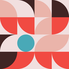 Abstract Geometry Pattern Graphic 08