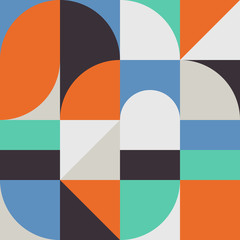 Abstract Geometry Pattern Graphic 09
