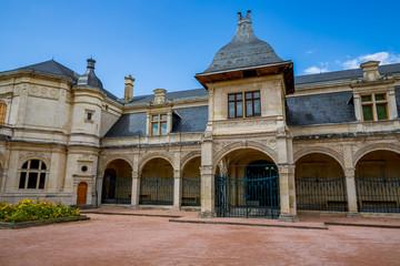 Le musée Anne-de-Beaujeu à Moulins sur Allier