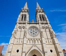Cathédrale Notre-Dame-de-l'Annonciation à Moulins sur Allier