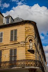 Dans les rues de Moulins sur Allier