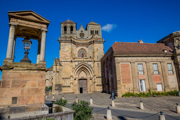 Le Prieuré Saint-Pierre et Saint-Paul à Souvigny