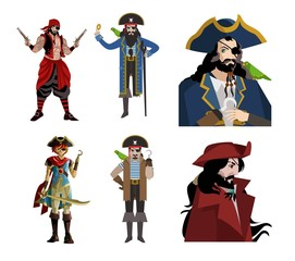 pirates warriors collection