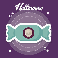Halloween celebration design