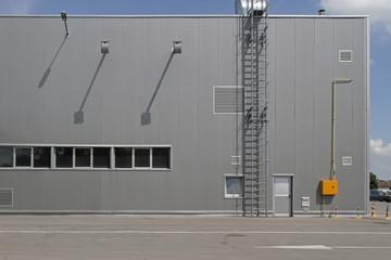 Warehouse Exterior Building
