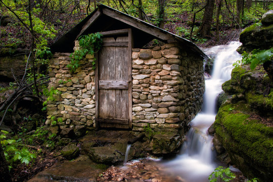 Spring House Waterfall
