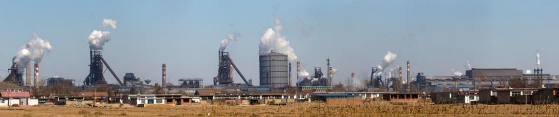 Hebei tangshan steel factory