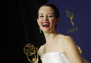 70th Primetime Emmy Awards - Backstage - Los Angeles, California, U.S.