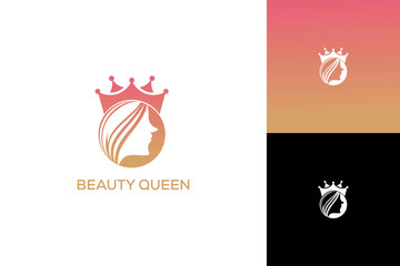 QUEEN BEAUTY LOGO DESIGN