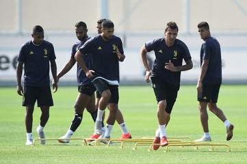 Champions League - Juventus Training