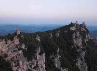 Three towers of San Marino I