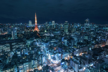 Tokyo Skycreaper
