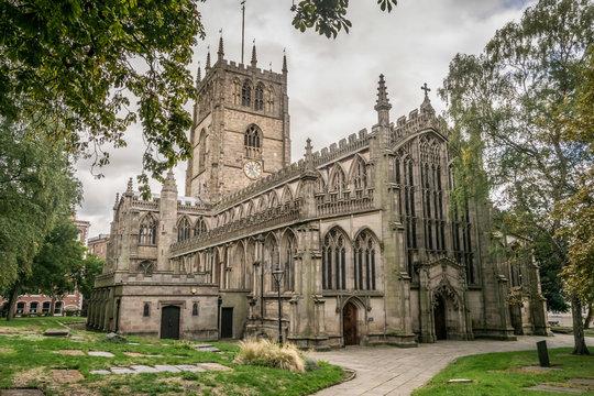 St Mary's Church Nottingham