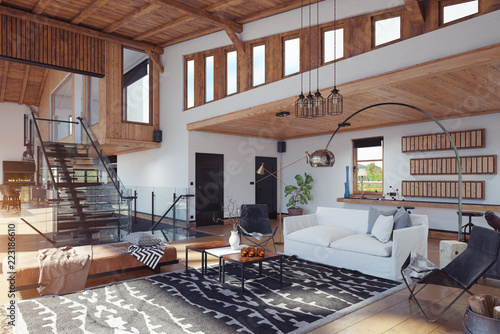 Modern chalet in enneberg marebbe south tyrol italy holiday