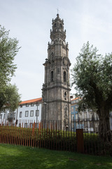 The Tower of the Clérigos