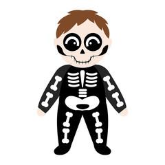 Halloween cartoon costume