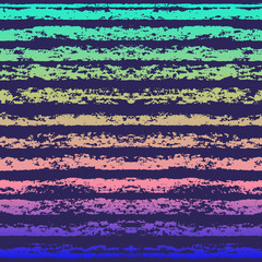 Seamless striped color chalk pattern. Seamless background.