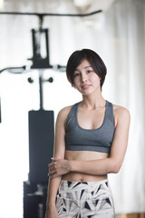 トレーニング・女性
