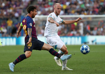 Champions League - Group Stage - Group B - FC Barcelona v PSV Eindhoven