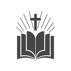 Holy Bible Flat Icon