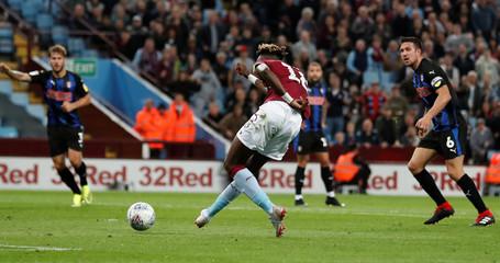 Championship - Aston Villa v Rotherham United