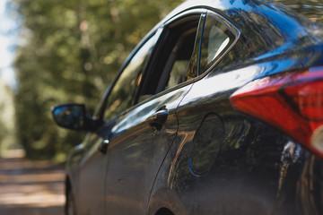 Tail light. car rear light
