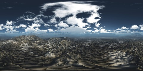 The hills. HDRI . equidistant projection. Spherical panorama. panorama 360. environment map, landscape,