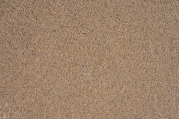 Mokry piasek - makro