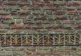 Średbiowieczne cegły