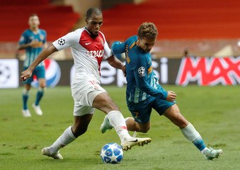 Champions League - Group Stage - Group A - AS Monaco v Atletico Madrid