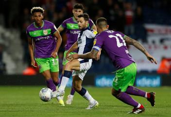 Championship - West Bromwich Albion v Bristol City