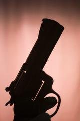 Pistol automatic handgun