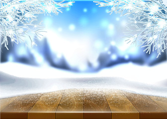 Vector christmas new year holiday poster banner