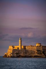 Morro Castle or Castillo De Los Tres Reyes Del Morro, Havana, Cuba