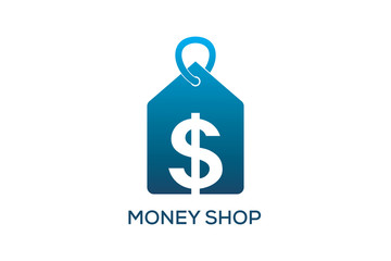 MONEY SHOP LOGO DESIGN
