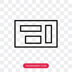 American football scores vector icon isolated on transparent background, American football scores logo design