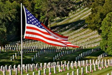 American War Cemetery, Golden Gate National Cemetery, San Bruno, California