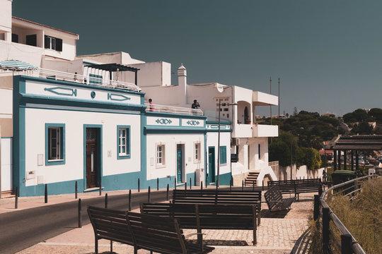 albufeira street